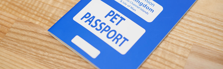 Pet passports / Animal Health Certificates