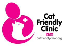 ISFM Cat Friendly Clinic logo